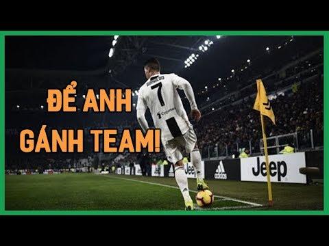 Những Lần Ronaldo XUẤT THẦN Cứu Thua Cả Đội - BH SPORT - Thời lượng: 7 phút, 14 giây.