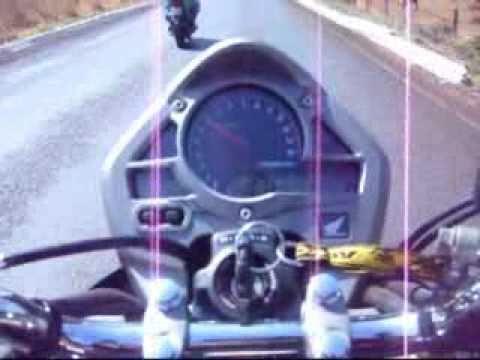 Manuel Castelo Branco - Encontro de motos em Vicentinopolis