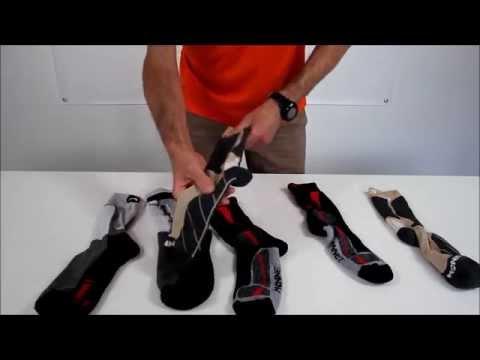 Rayonrando.com : Choisir ses chaussettes de randonnée Monnet