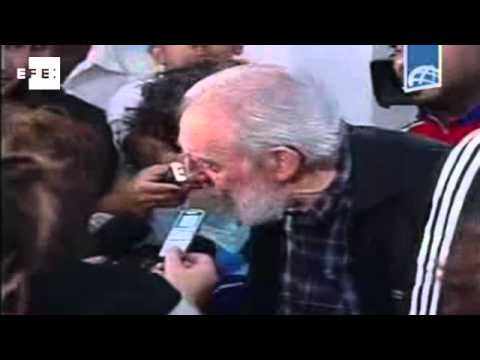 Fidel Castro appearance spices up Cuban elections