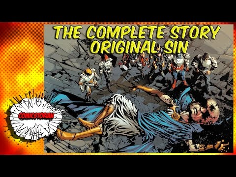 Original Sin - The Complete Story | Comicstorian