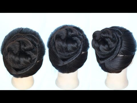 New hairstyle - How To Make perfect { hair bun } juda hairstyle for summer  how to make a hair bun  Hairstyle