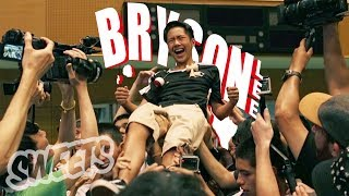 The Sweets team took a trip to Japan in July of 2016 for the Kendama World Cup. This movie documents the events leading up to...