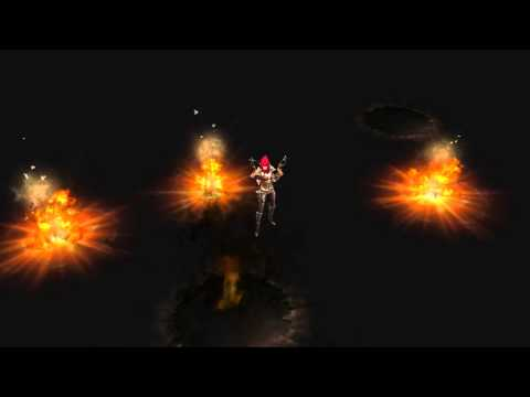 Diablo III - Runestone Preview Demon Hunter Cluster Arrow