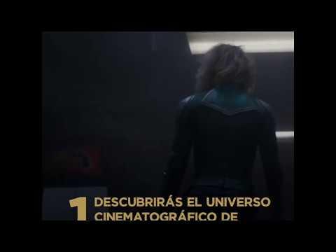 Capitana Marvel - 5 razones por las que ver Capitana Marvel?>