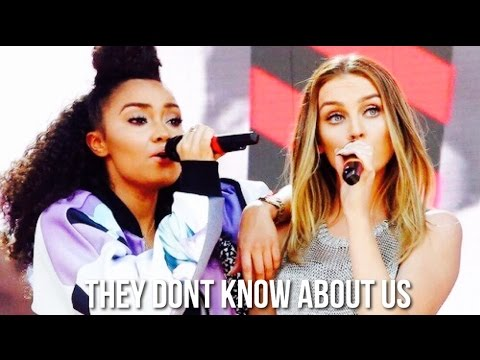 Lerrie - They don't know about us (видео)
