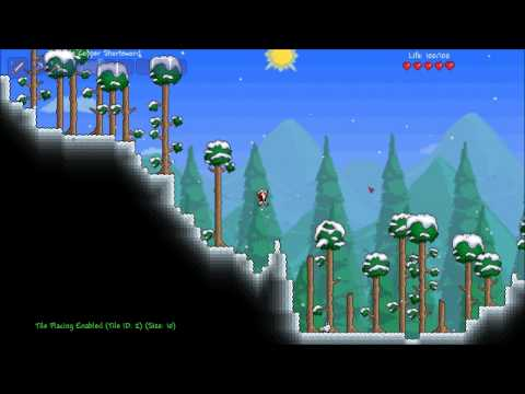 Twisted Mod v1.2 Beta (For Terraria v1.1.1)