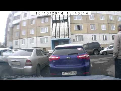 Подборка Аварий и ДТП (#124) от