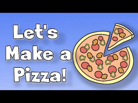 Video Let's Make A Pizza Song download in MP3, 3GP, MP4, WEBM, AVI, FLV January 2017