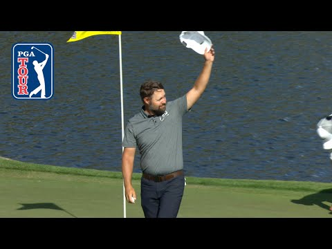 Ryan Moore aces No. 17 at THE PLAYERS 2019
