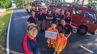 Kulai Malaysia  City new picture : MALAYSIA MERDEKA 59 (Pasukan Bomba Sukarela Kulai Besar)2016