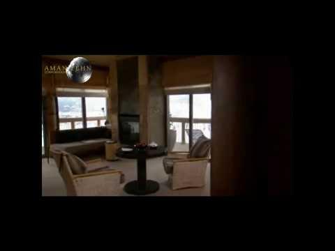 Amangani Resort – Wyoming – USA