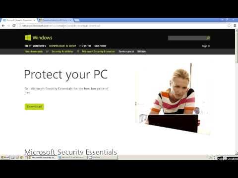 Microsoft Offers Free Anti-Virus