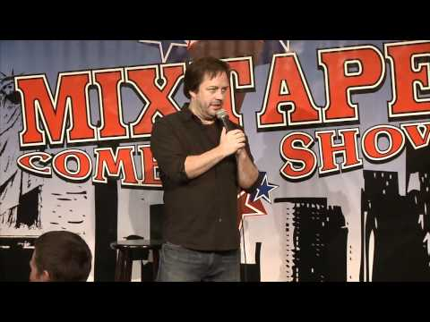 Mixtape Comedy Show - Tom Van Horn