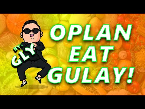 Oplan Eat Gulay by. Gly