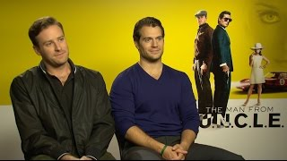 Nonton The Man From U N C L E  Cast Plays    Would You Rather    Film Subtitle Indonesia Streaming Movie Download