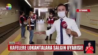 Gaziosmanpaşa'da Koronavirüs Denetimleri - Show Tv