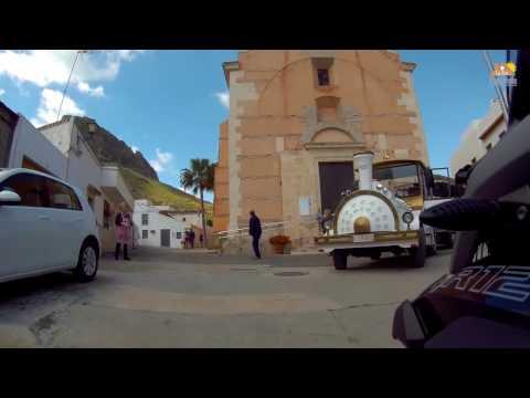 Conoce Andalucía: BMW R 1200 GS LC en Lucainena de las Torres y Sorbas (Almería).