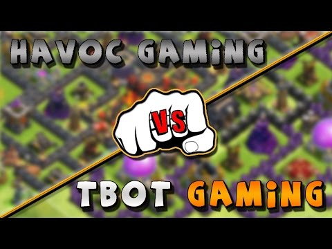 Clash Of Clans | Base vs Base Ep.4 (With TBOT Gaming) Town Hall 9 Trophy Edition!