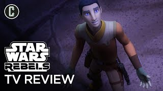 Star Wars Rebels Review - Season 4 Episode 11 Dume by Collider