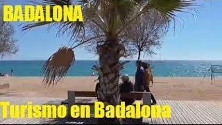 Badalona Spain  city photos : Badalona 2016 - un dia en Badalona - SPAIN