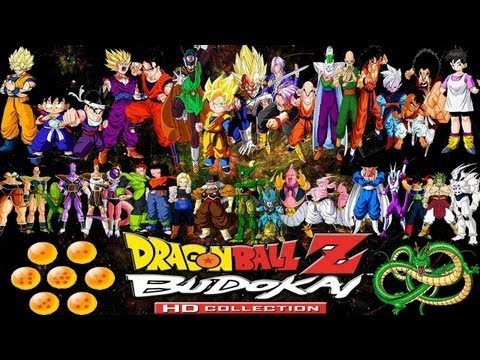 dragon ball z budokai hd collection xbox 360 youtube