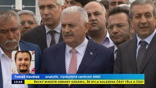Omezení imunity tureckých poslanců