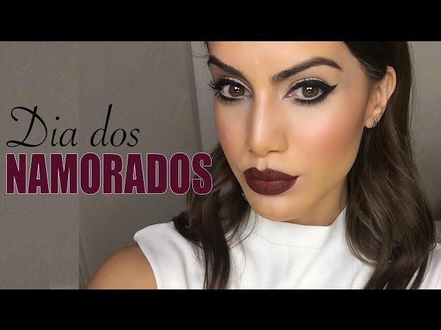 Maquiagem sexy e poderosa para o Dia dos Namorados - Super Vaidosa