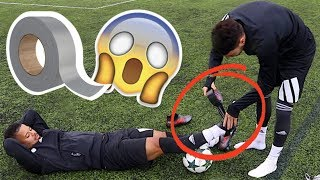 Video SHOCKING DUCT TAPE FOOTBALL BOOT EXPERIMENT! MP3, 3GP, MP4, WEBM, AVI, FLV Agustus 2019
