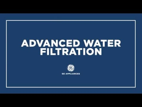 Advanced Water Filtration - GE Appliances Refrigerator Water Filters MWF & RPWFE