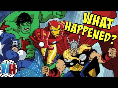 The TRUTH About What HAPPENED to Avengers Earth's Mightiest Heroes!