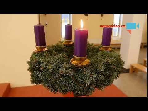 1. adventní svíce.