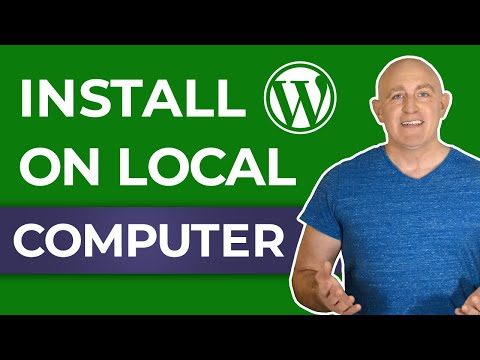 How To Install Wordpress Locally On Your Computer - 2019