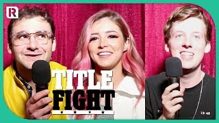 Video How Many Against The Current Songs Can Chrissy, Dan & Will Name In 1 Minute? - Title Fight MP3, 3GP, MP4, WEBM, AVI, FLV Oktober 2018