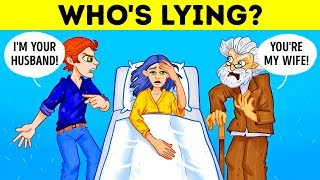 Video 15 Daring Riddles That'll Make Your Brain Sweat MP3, 3GP, MP4, WEBM, AVI, FLV Februari 2019