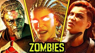 Video BLACK OPS 4 ZOMBIES: THE MOVIE (Chaos Story) - ALL EASTER EGG CUTSCENES, INTROS AND FULL STORYLINE MP3, 3GP, MP4, WEBM, AVI, FLV Mei 2019