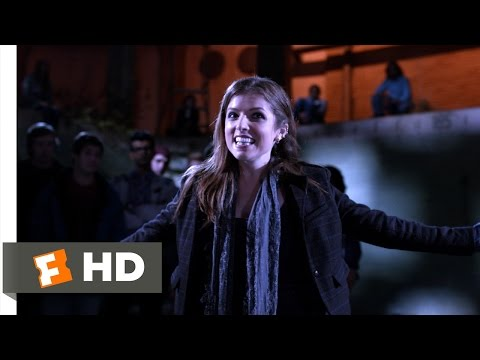 Pitch Perfect (5/10) Movie CLIP - The Riff Off (2012) HD