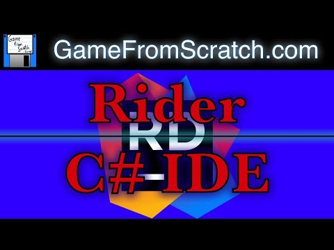 Rider -- C# IDE Hands-On