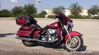 4. Used 2008 Harley Davidson Ultra Classic Motorcycles for sale