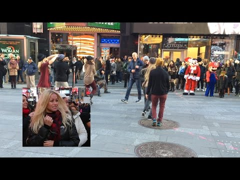 flash mob - As seen on Daily Record: http://www.dailyrecord.co.uk/news/uk-world-news/check-out-video-dancing-goalie-4847396 Choreography: Katelin Zelon Video Direction/Editing: Kyle Beckley Dancers:...