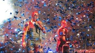 Rammstein - Amerika Live in USA 2012 (Multicam) HD