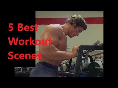 Pumping Iron 5 Best Workout Scenes