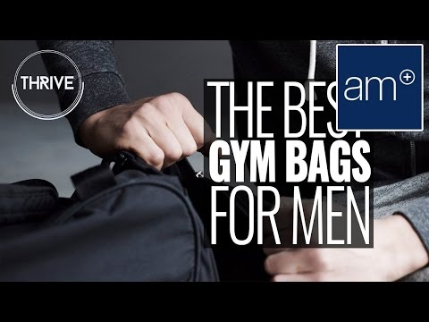 The Best Gym Bags For Men   Thrive