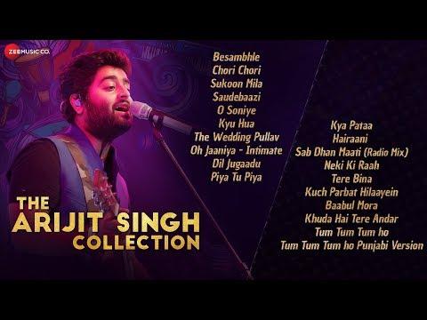 The Arijit Singh Collection - Audio Jukebox