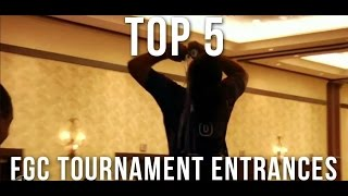 Video Top 5 Fighting Game Tournament Entrances - FGC download in MP3, 3GP, MP4, WEBM, AVI, FLV January 2017