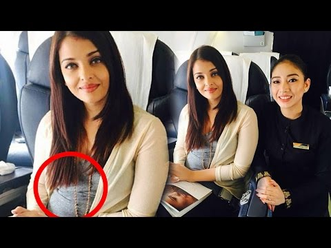 Video Aishwarya Rai 'PREGNANT' With Her Second Child? download in MP3, 3GP, MP4, WEBM, AVI, FLV January 2017