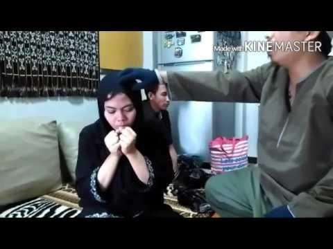 Meruqyah Korban Sihir Maridh (видео)