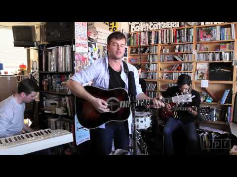 tiny desk concert - Winston Yellen didn't start singing until he was 18  he's 23 now  but he's already got one of 2013's most arresting new voices. As the singer for the count...