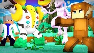 Pixelmon - POKEMON MASTERS CHALLENGE! (Minecraft Pokemon Roleplay) Episode 1