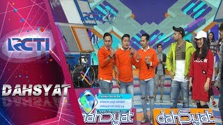 Video DAHSYAT - Wah Cucufi Ngerecokin Para Host Dahsyat Nih [30 Agustus 2017] MP3, 3GP, MP4, WEBM, AVI, FLV September 2017